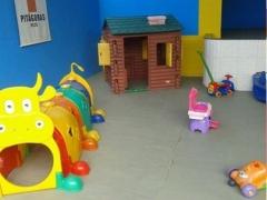 Espaço da turma do Infantil